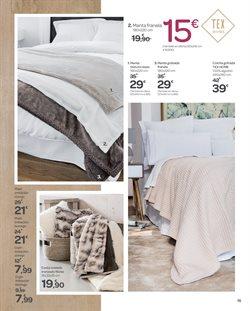 Ofertas de Manta  en el folleto de Carrefour en Madrid