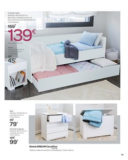 Comprar cama nido ofertas y promociones Cama nido doble carrefour