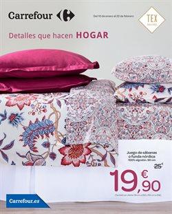 Ofertas de Hogar y muebles  en el folleto de Carrefour en Gáldar