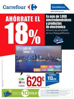 Ofertas de Hiper-Supermercados  en el folleto de Carrefour en La Orotava