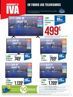 Ofertas de Smart tv led  en el folleto de Carrefour en Zaragoza