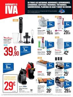 Ofertas de Pequeños electrodomésticos  en el folleto de Carrefour en Alcalá de Henares