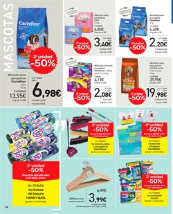Ofertas de Perchas  en el folleto de Carrefour en Madrid