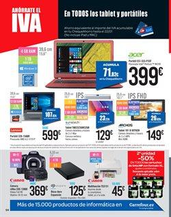 Ofertas de Ordenador portátil  en el folleto de Carrefour en Madrid