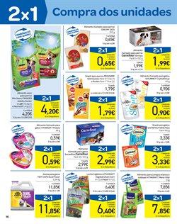 Ofertas de Mascotas  en el folleto de Carrefour en Telde