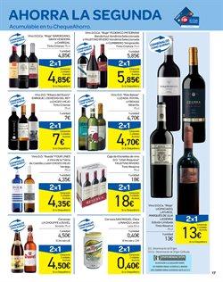Ofertas de Ramón Bilbao  en el folleto de Carrefour en La Orotava