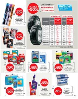 Ofertas de Neumáticos  en el folleto de Carrefour en Santa Cruz de Tenerife