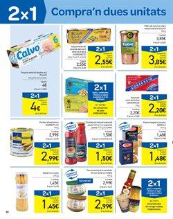 Ofertas de Pasta  en el folleto de Carrefour en Vila-seca