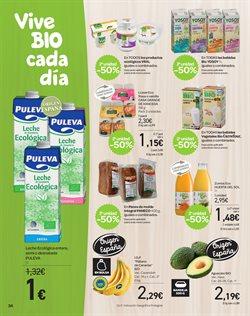 Ofertas de Plátanos de Canarias  en el folleto de Carrefour en León