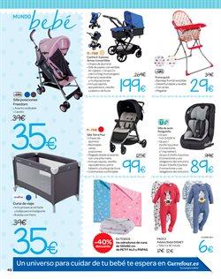 Ofertas de Colchón de bebé  en el folleto de Carrefour en Valladolid