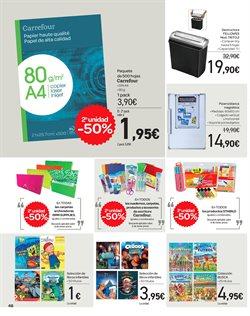 Ofertas de Plastificadora  en el folleto de Carrefour en León
