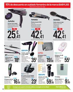 Ofertas de Electrodomésticos cuidado personal  en el folleto de Carrefour en Ourense