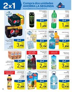 Ofertas de Alimentos sin gluten  en el folleto de Carrefour en Zamora