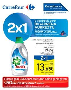 Ofertas de Hiper-Supermercados  en el folleto de Carrefour en Bilbao