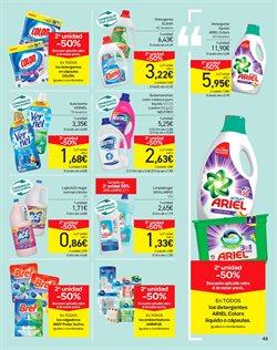 Ofertas de Baños  en el folleto de Carrefour en Bilbao