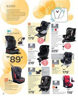Comprar silla de coche ofertas y promociones for Silla coche carrefour