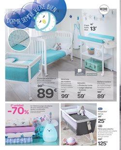 Ofertas de Bañera de bebé  en el folleto de Carrefour en Madrid