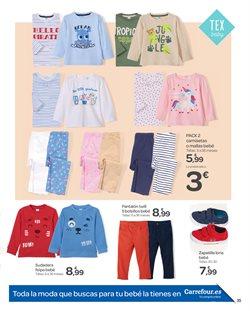 Ofertas de Camiseta  en el folleto de Carrefour en Leganés