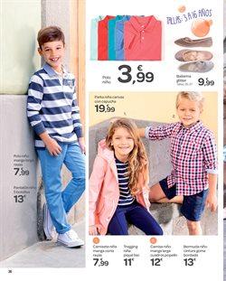 Ofertas de Camisa niño  en el folleto de Carrefour en Madrid