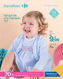 Ofertas de Juguetes y bebes  en el folleto de Carrefour en Barcelona