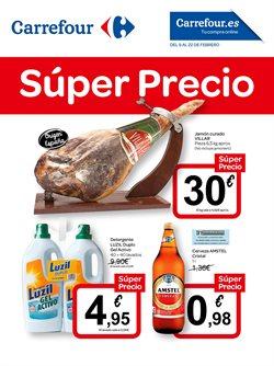 Ofertas de Hiper-Supermercados  en el folleto de Carrefour en Murcia