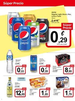 Ofertas de Ginebra  en el folleto de Carrefour en Murcia
