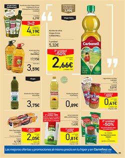 Ofertas de Legumbres cocidas  en el folleto de Carrefour en Madrid