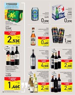 Ofertas de Vino blanco  en el folleto de Carrefour en La Orotava