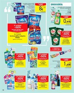 Ofertas de Detergente lavavajillas  en el folleto de Carrefour en La Orotava