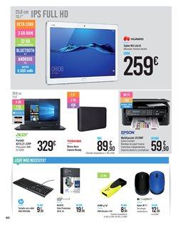 Ofertas de Huawei  en el folleto de Carrefour en Vecindario