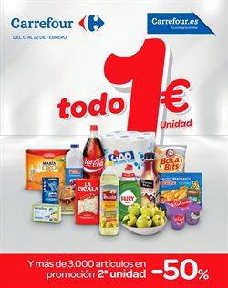 Ofertas de Hiper-Supermercados  en el folleto de Carrefour en León
