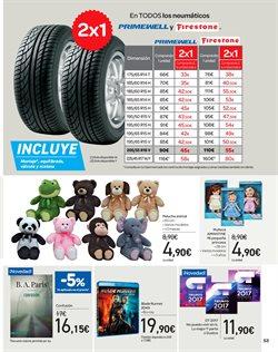 Ofertas de Neumáticos  en el folleto de Carrefour en Cartagena