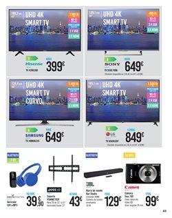 Ofertas de Cámara de fotos  en el folleto de Carrefour en Paterna