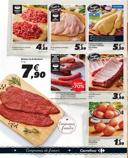 Ofertas de Pollo  en el folleto de Carrefour en Blanes