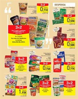 Ofertas de Luengo  en el folleto de Carrefour en Madrid