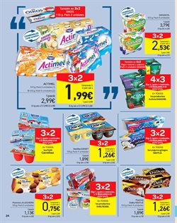 Ofertas de La Lechera  en el folleto de Carrefour en Murcia
