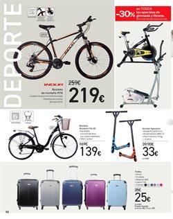 Ofertas de Bicicletas  en el folleto de Carrefour en Alcalá de Henares