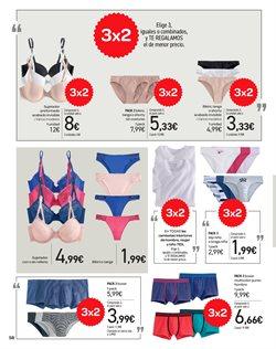 Ofertas de Sujetador  en el folleto de Carrefour en Leganés