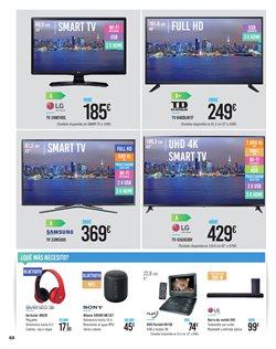 Ofertas de Televisores  en el folleto de Carrefour en Leganés