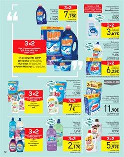 Ofertas de Suavizante  en el folleto de Carrefour en La Orotava