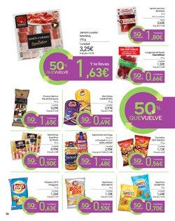 Ofertas de Campofrío  en el folleto de Carrefour en Sanlúcar de Barrameda