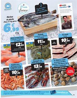 Ofertas de Salmón  en el folleto de Carrefour en Madrid