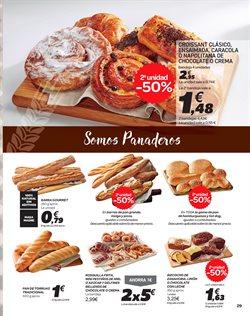 Ofertas de Bizcocho  en el folleto de Carrefour en El Puerto De Santa María
