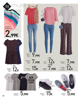 Ofertas de Blusa  en el folleto de Carrefour en Madrid