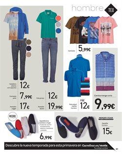 Ofertas de Zapatos  en el folleto de Carrefour en Madrid
