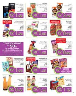 Ofertas de Productos ecológicos  en el folleto de Carrefour en León