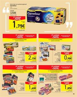 Ofertas de Pulpo cocido  en el folleto de Carrefour en León