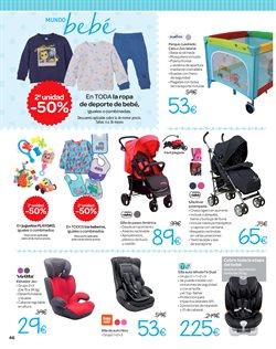 Ofertas de Sillas de paseo  en el folleto de Carrefour en A Coruña