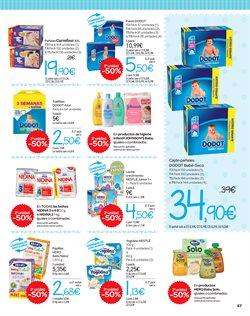 Ofertas de Johnson's  en el folleto de Carrefour en Vigo