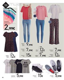 Ofertas de Vestidos  en el folleto de Carrefour en A Coruña